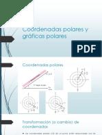Coordenadas Polares y Gráficas Polares