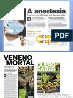 Anestesia e Veneno
