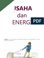 Usaha Dan Eergi Bab II 2013