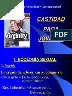 Sexualidad jóvenes