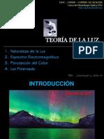 Cap i. Teoria de La Luz