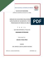 Caracterización Integrada de Yacimientos Petroleros