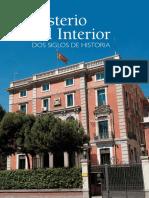 Ministerio Del Interior Dos Siglos de Historia 126150530