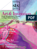 The Artists Magazine - May 2018
