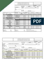 EXAMINATION, INSPECTION AND TEST PLAN separador trifasico.xls