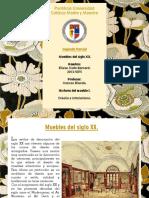 Mueble Del Siglo XX