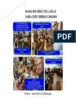 Programación Anual 2º Primaria 2018-2019