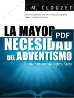 Clouzet Ron E.M. La Mayor Necesidad Del Adventismo Watermark