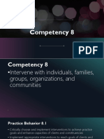 competency 8