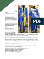 Maranao Traditional Costume