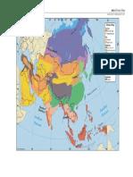 Asia Climas Color