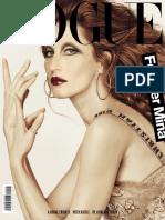Vogue Italia Ottobre 2018 Avxhm.se