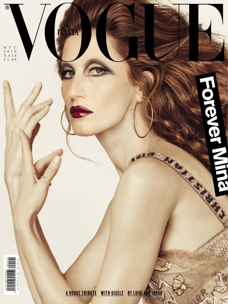 Vogue Italia Ottobre 2018 Avxhm.se 9478cde9a10