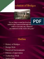 The Evolution of Bridges Presentation)