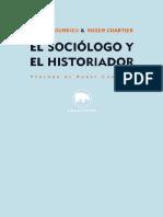 Bourdieu Chartier El Sociólogo y El Historiador
