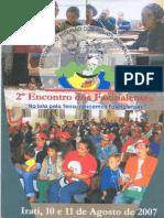 2º Encontro dos Povos faxinalenses
