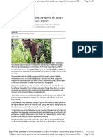 Wildlife Conservation Harm Than Good