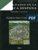 Sanz-Camanes-Porfirio_El Fenómeno Urbano en Hispanoamérica