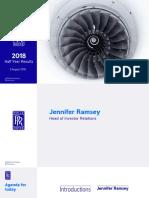 h1 2018 Results Presentation