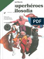 Los superhéroes y la filosofía-Morris Tom