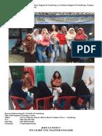 WA 082 226 295 528, Kursus Bahasa Inggris di Gombong