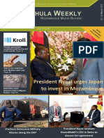 Rhula Mozambique Weekly Media Review - 10 MARCH to 17 MARCH 2017