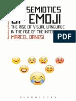 [Bloomsbury Advances in Semiotics] Marcel Danesi - The Semiotics of Emoji_ The Rise of Visual Language in the Age of the Internet (2016, Bloomsbury Academic).pdf