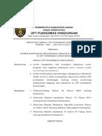 SK monitoring pelaksanaan kegiatan dan pelayanan.doc
