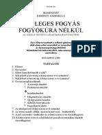 Végleges fogyás fogyókúra nélkül.pdf