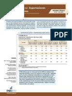 07 Informe Tecnico n07 Exportaciones e Importaciones May2018