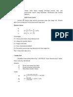 Metode Penyusutan Nomor 1 M5