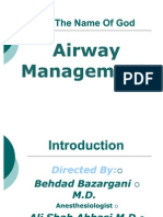 Airway Managment 2