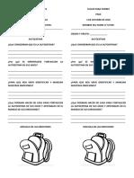 Manual de Trabajo Para Padres de Familia