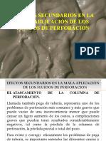 5.-Efectos Secundarios Tuberia Pegada 2016fluido Imprimir