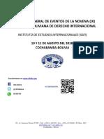 Convención de Derecho Internacional