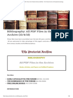 Bibliography_ All PDF Files in the Preterist Archive (10!4!18) – the Preterist Archive of Realized Eschatology