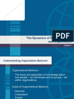 1the Dynamics of People and Organizations