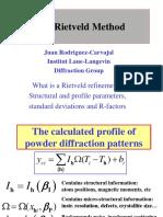 JRC Rietveld Method