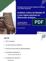 Impacto Basileaiiien Sector Financiero Peru