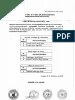 Arequipa Practicantes 004-2016 Resultado Final