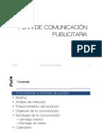 Plan de Comunicacion Publicitaria Del iPad