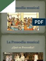 La Prosodia Musical - Manuel C. Rocha Escobar