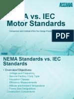 8 NEMA Motor Standards vs IEC Motor Standards v2