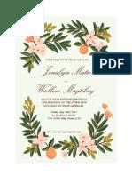 Invitation (Wedding) Making.docx