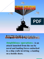 Amphibious Operation