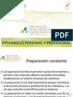 Desarrollo Personal y Profesional 2010