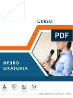 Curso Intensivo_Neuro Oratoria I
