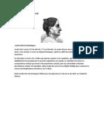 Biografías Heroes de Independencia