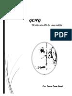 Monografia Gong Vibración Mas Alla Del Rango Audible