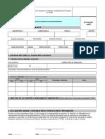 Formulario de Postulacion a Pasantias-modalidades de Titulacion en 2018